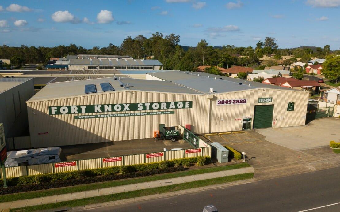 Fort Knox Storage Mansfield facility
