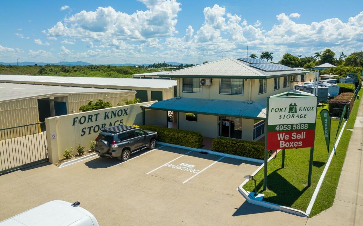 Fort Knox Storage North Mackay facility