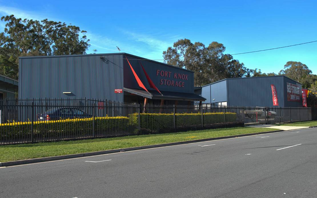 Fort Knox Storage Redcliffe facility