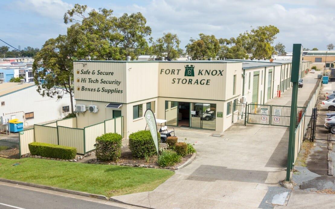 Fort Knox Storage Labrador facility