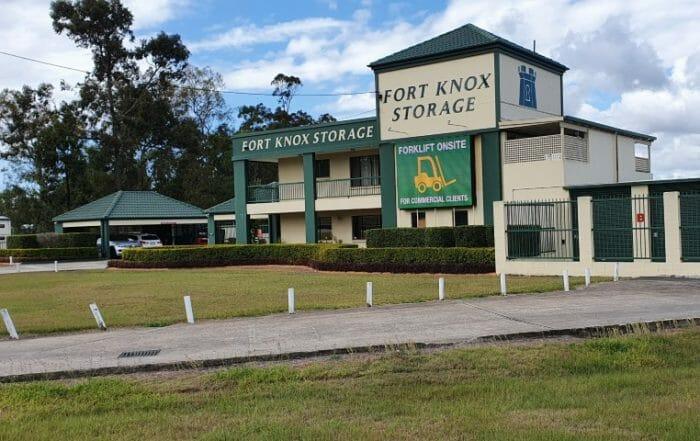 Fort Knox Storage Loganholme facility