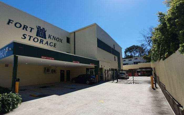 Fort Knox Storage Nambour facility