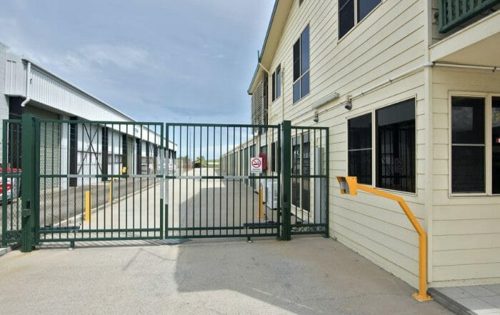 Fort Knox Storage South Mackay facility