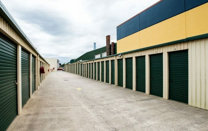 Fort Knox Storage Caboolture facility