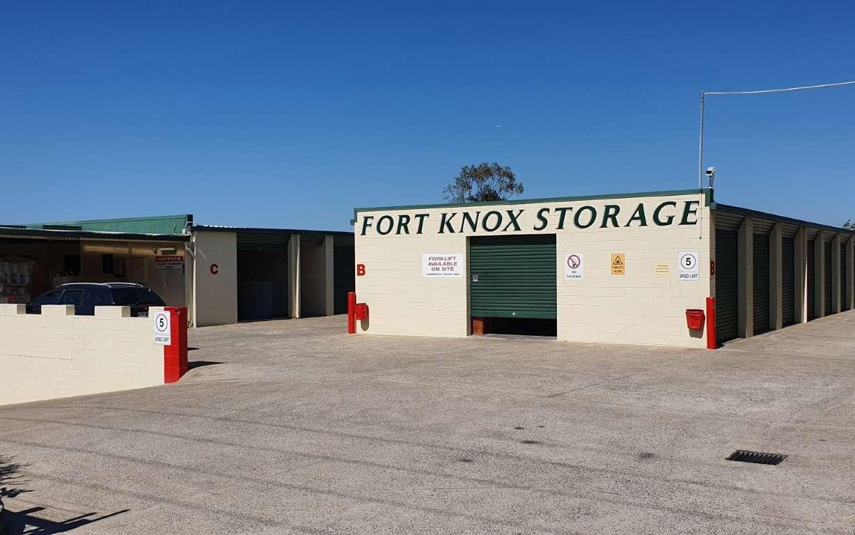 Fort Knox Storage Underwood facility
