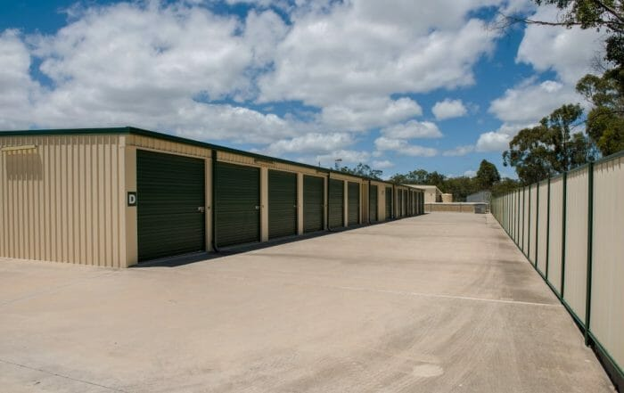 Fort Knox Storage Gladstone facility