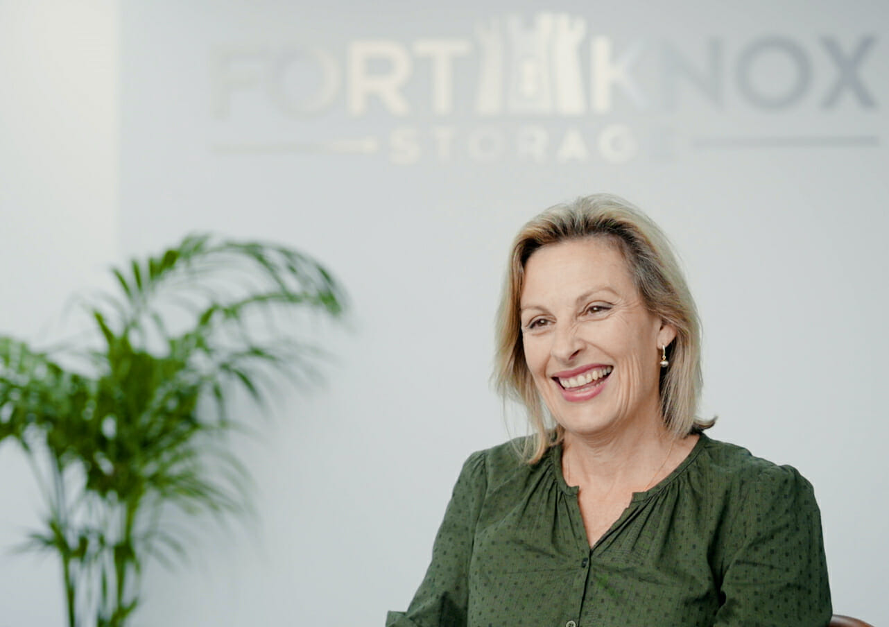 Katrina Hamilton - Director of Operations and Support at Fort Knox Storage